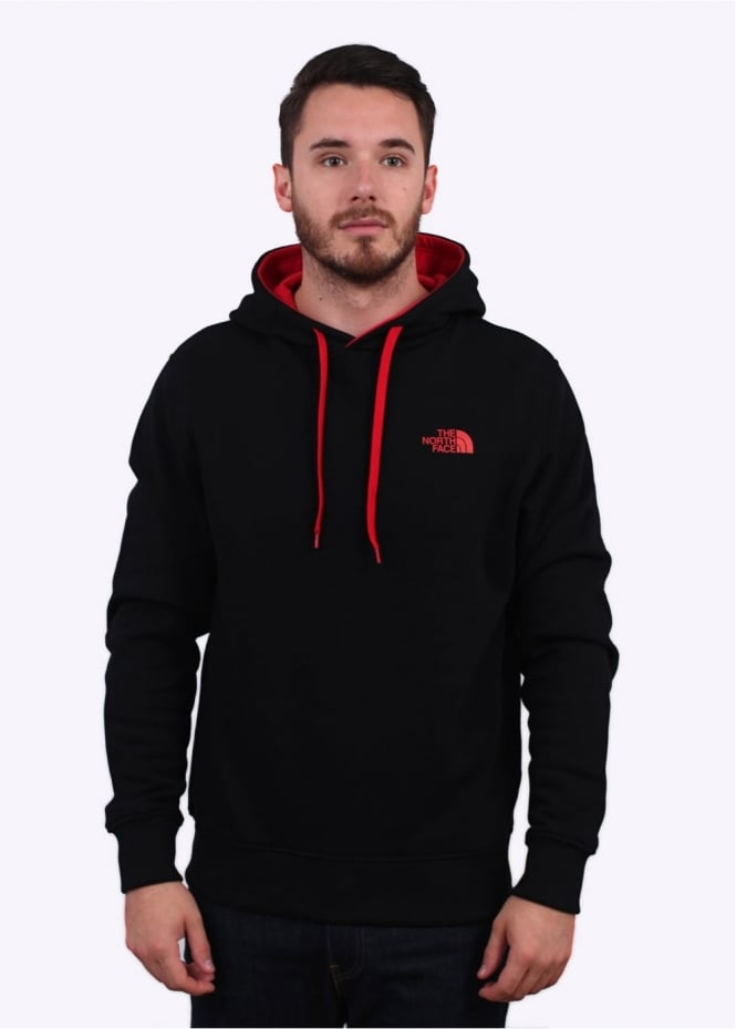 The North Face Seasonal Drew Peak Hoodie - Black