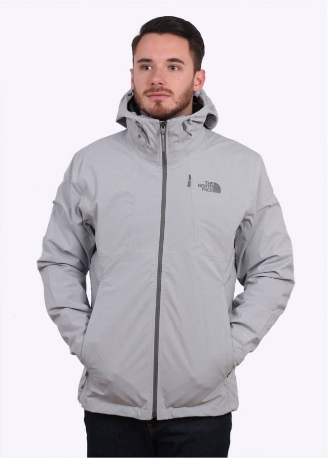 The North Face Thermoball Tri 2in1 Jacket - Light Grey