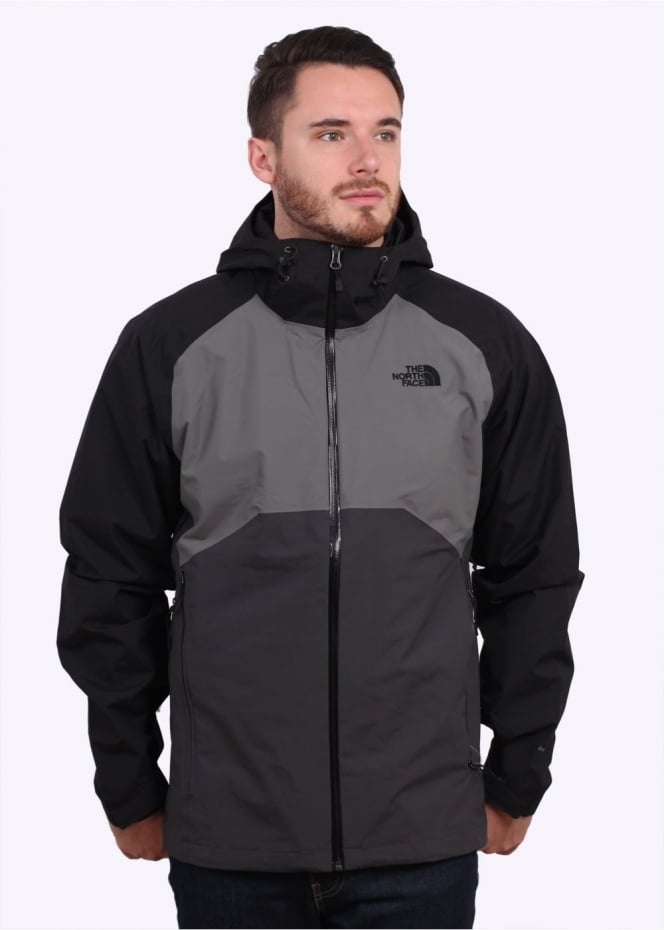 The North Face Stratos Jacket - Asphalt Grey