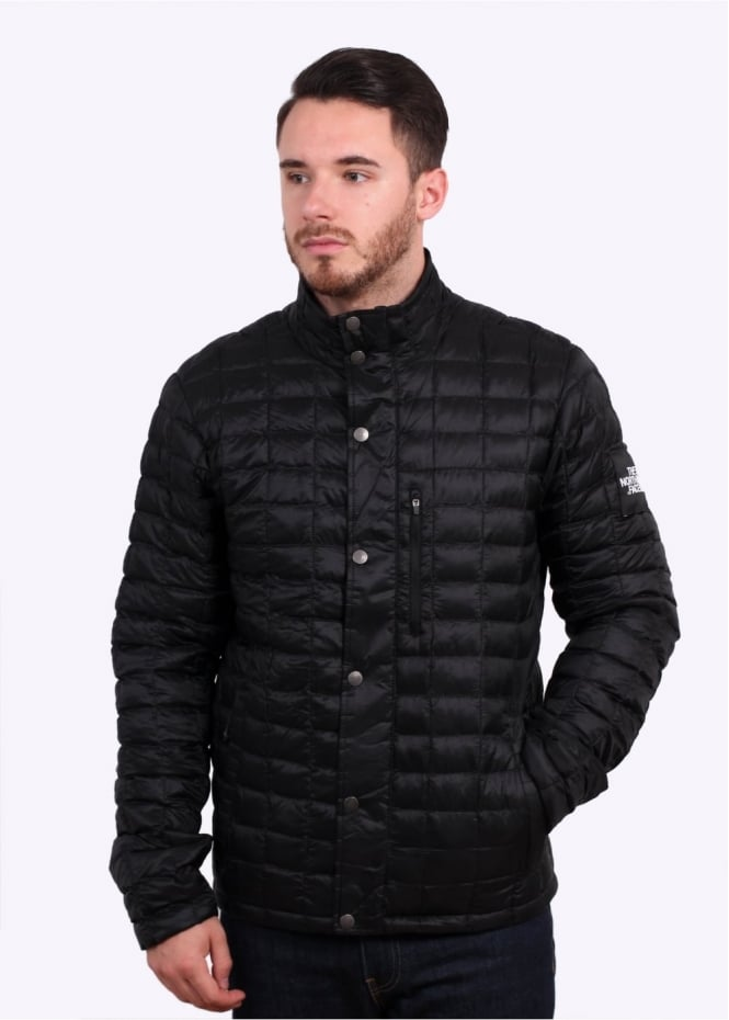The North Face Thermoball Down Jacket - Black