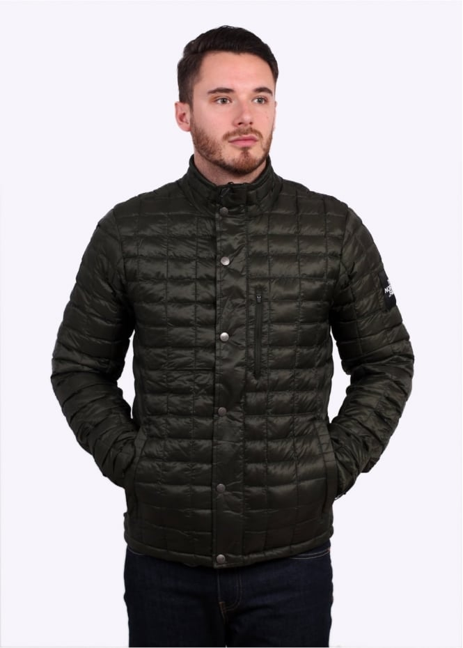 The North Face Thermoball Down Jacket - Rosin Green