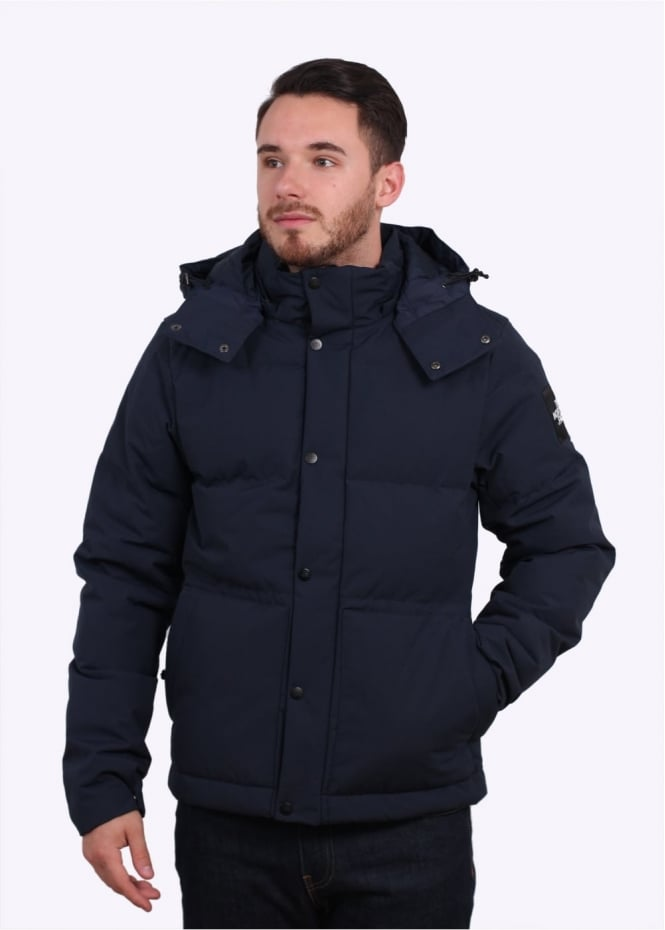 The North Face Box Canyon Down Jacket - Navy
