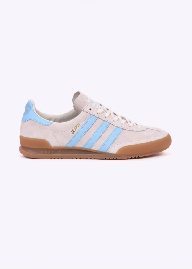 Adidas Originals Footwear Jeans Trainers - Chalk