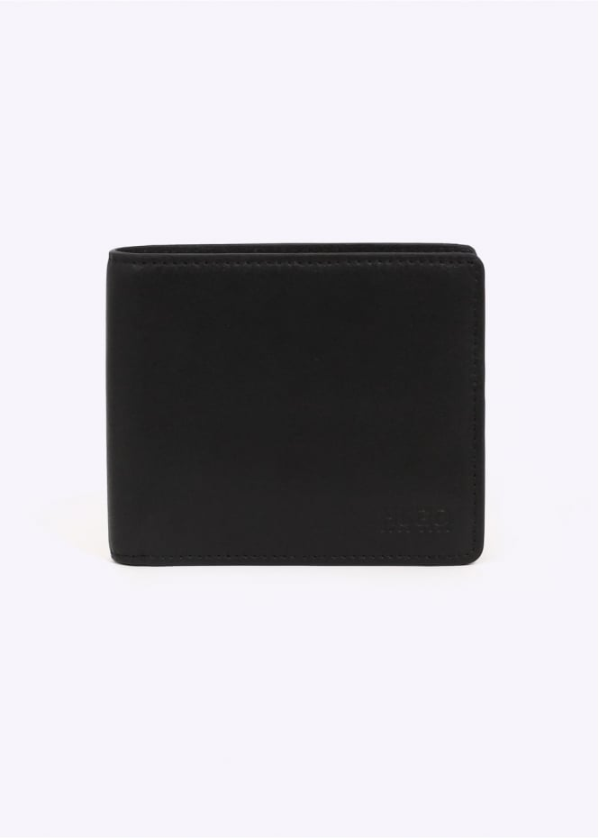 Hugo Boss Accessories Subway 8 CC Wallet - Black