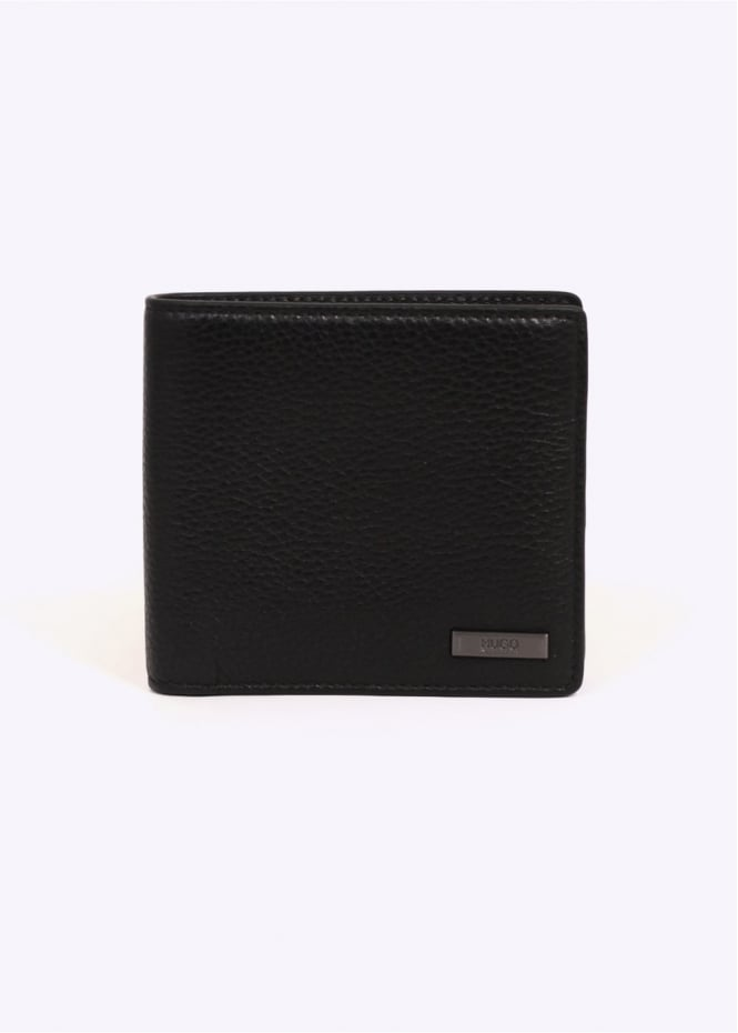 Hugo Boss Accessories Element 8 CC Wallet - Black