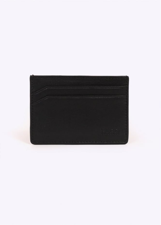 Hugo Boss Accessories Subway S Card Wallet - Black