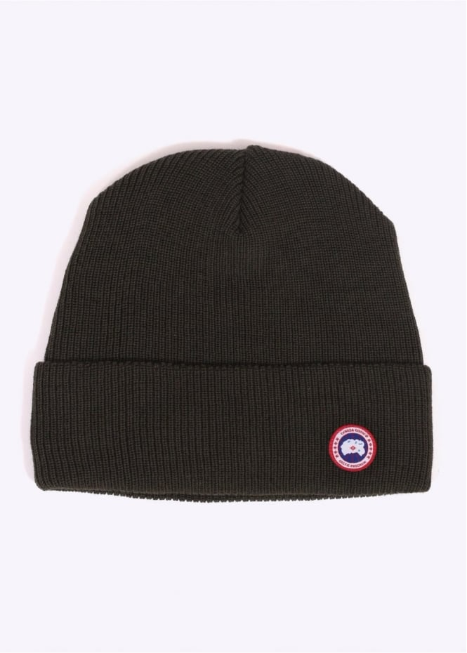 Canada Goose Merino Watch Hat - Military Green
