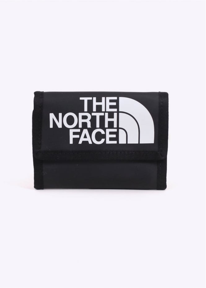 The North Face Base Camp Wallet - Black/White