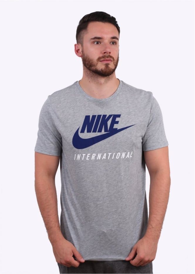 Nike Apparel International T-Shirt - Dark Grey
