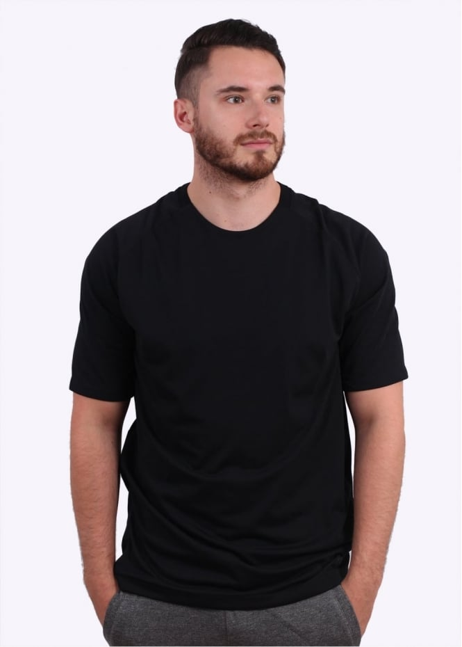Nike Apparel Bonded Top - Black