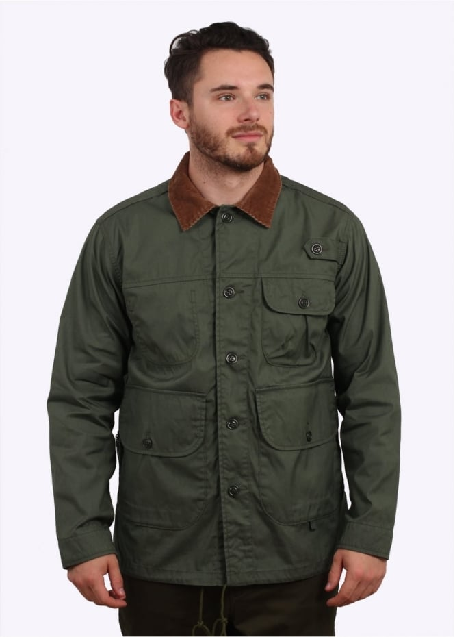 Manastash O.D. Fishermans Coat - Olive