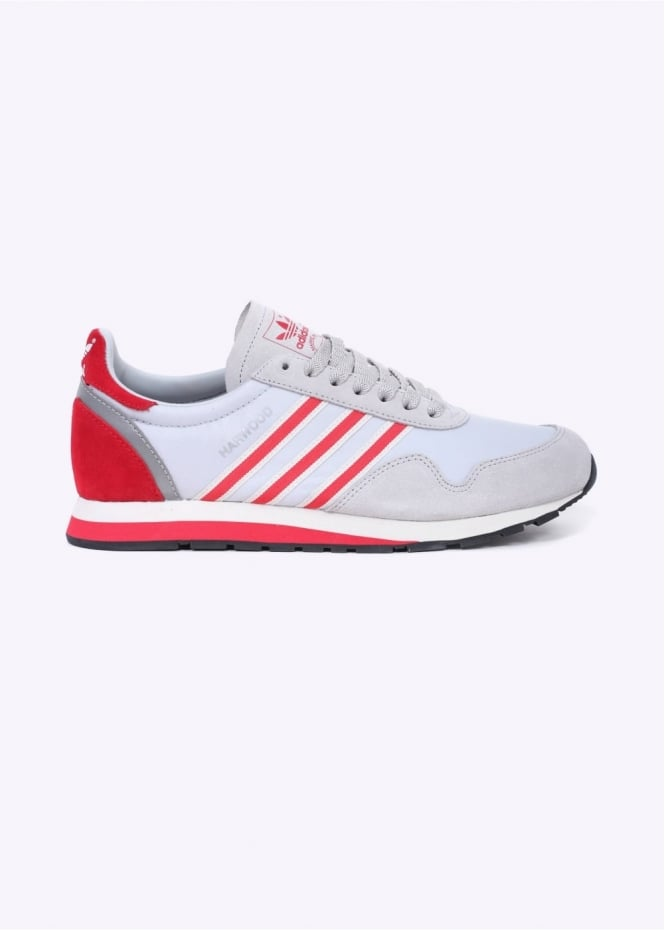 Adidas Originals Spezial Harwood Trainers - Clear Grey