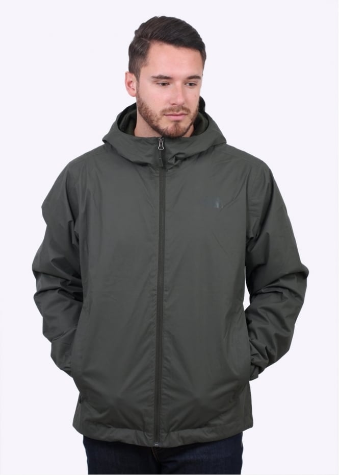 The North Face Quest Jacket - Ivy Climbing Green