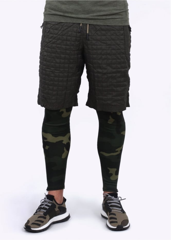 Adidas Originals Apparel Day One Ultralight Shorts - Military Green