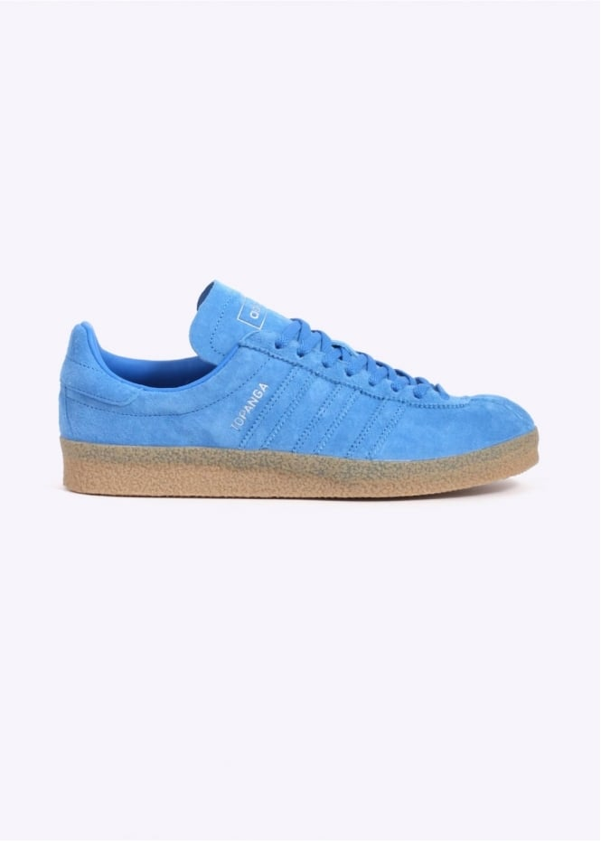 Adidas Originals Footwear Topanga - Ray Blue
