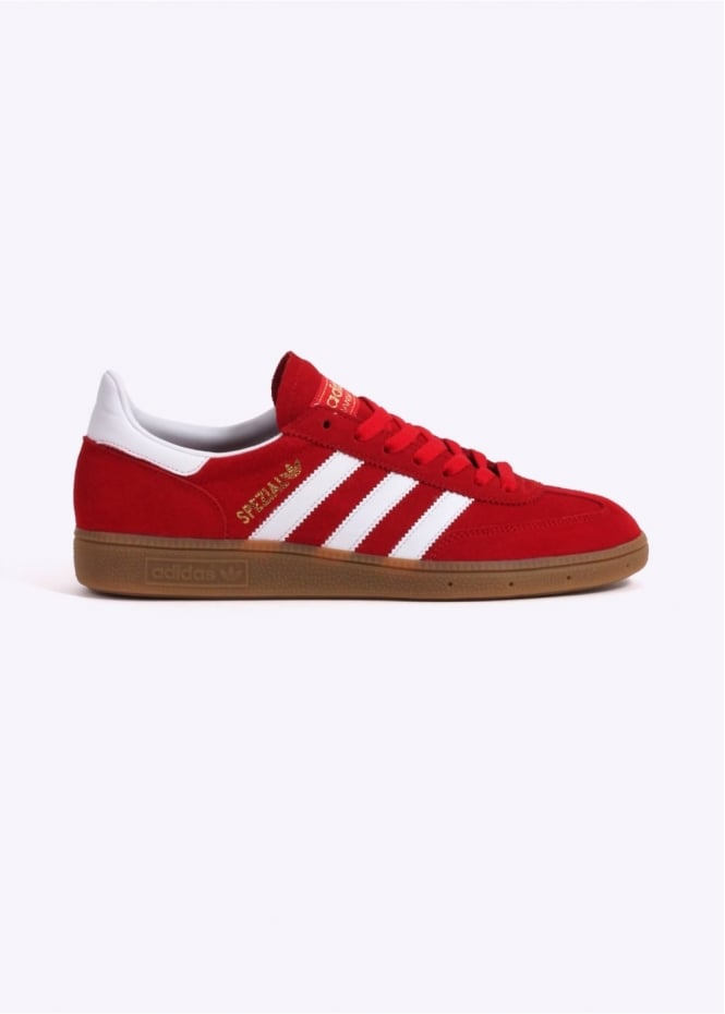 Adidas Originals Footwear Spezial Trainers - Red