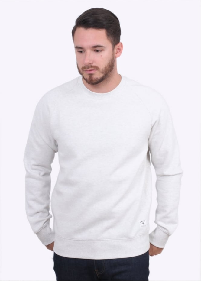 Carhartt Holbrook Sweat - Snow Noise Heather