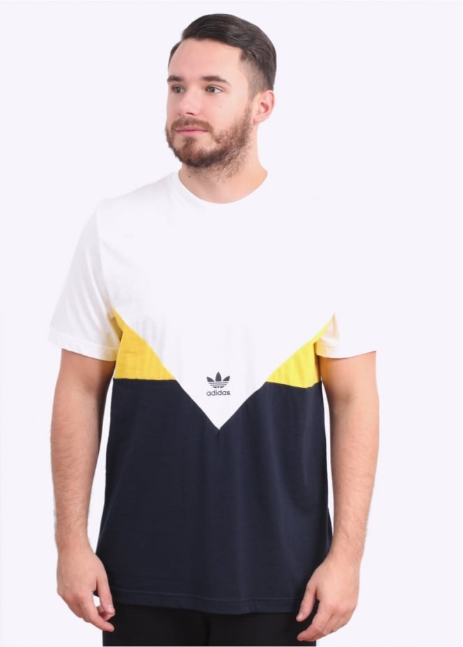 Adidas Originals Apparel CRDO Tee - White