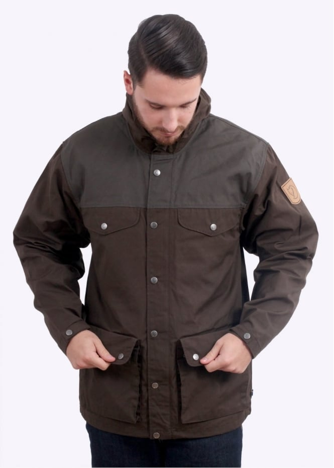 Fjallraven Greenland Jacket - Dark Olive