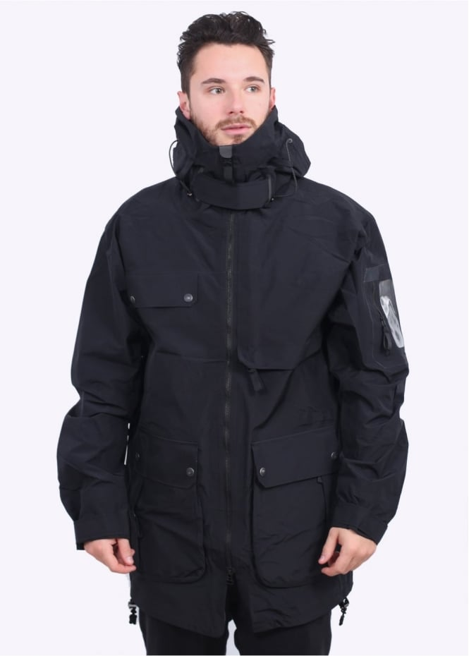 Adidas Originals Apparel Day One Gore Parka - Black