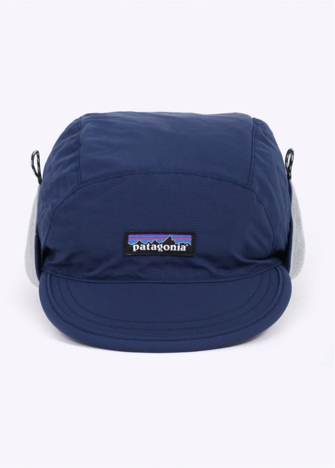 Patagonia Shelled Synchilla Duckbill Cap - Navy