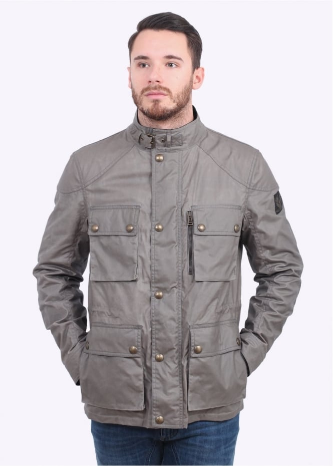 Belstaff Trialmaster 2015 Jacket - Ash Brown