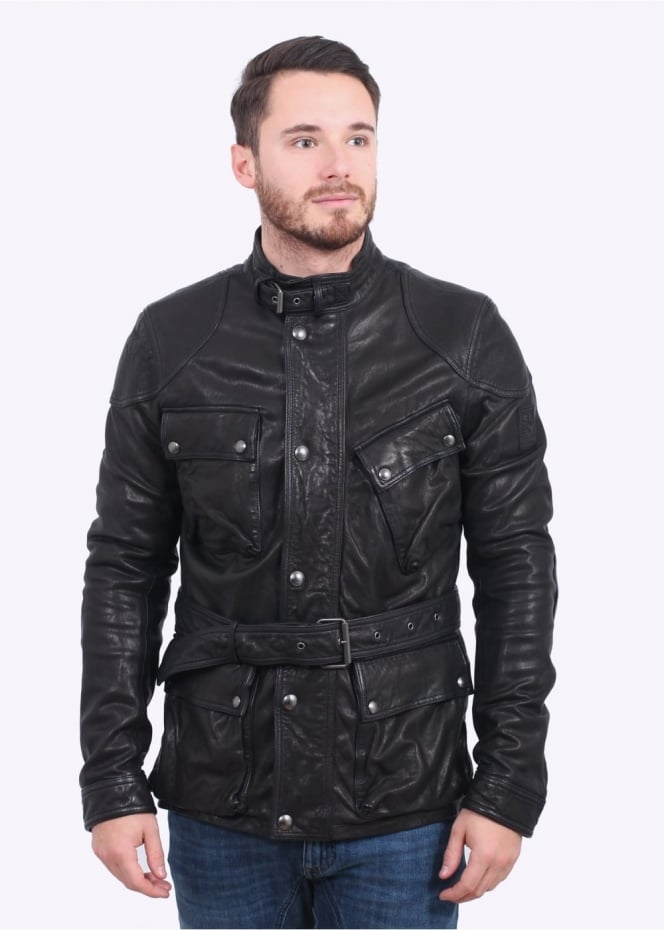 Belstaff Speedmaster 2016 Jacket - Black