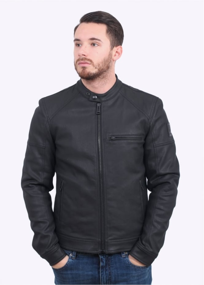 Belstaff Beckford AW16 Jacket - Black