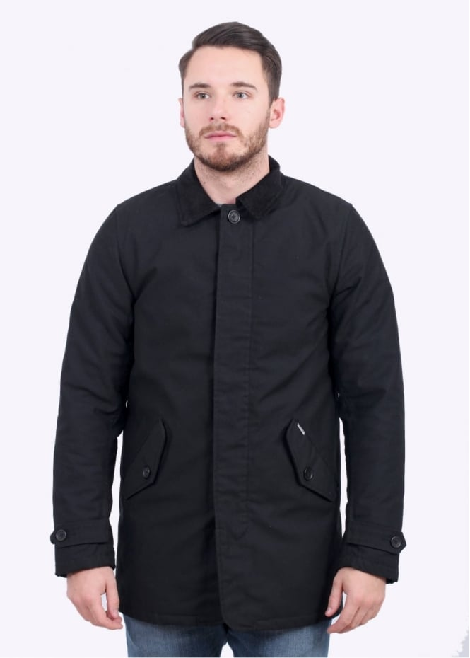 Carhartt Harris Trenchcoat - Black