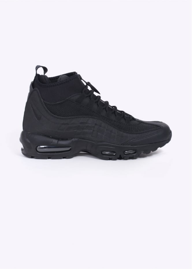 Nike Footwear Air Max 95 Sneakerboot - Black