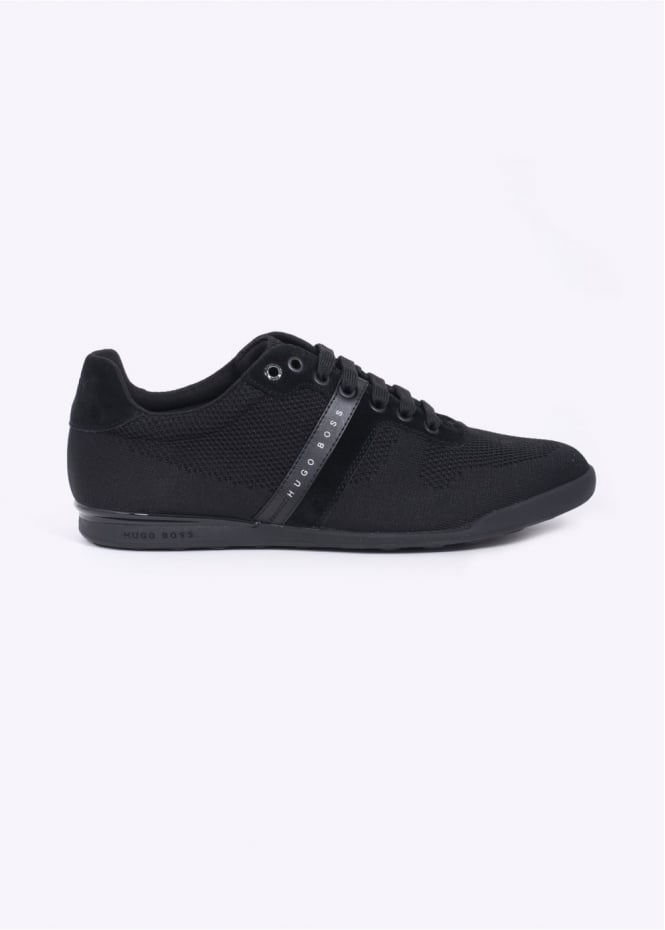 Hugo Boss Footwear Arkansas Shoes - Black