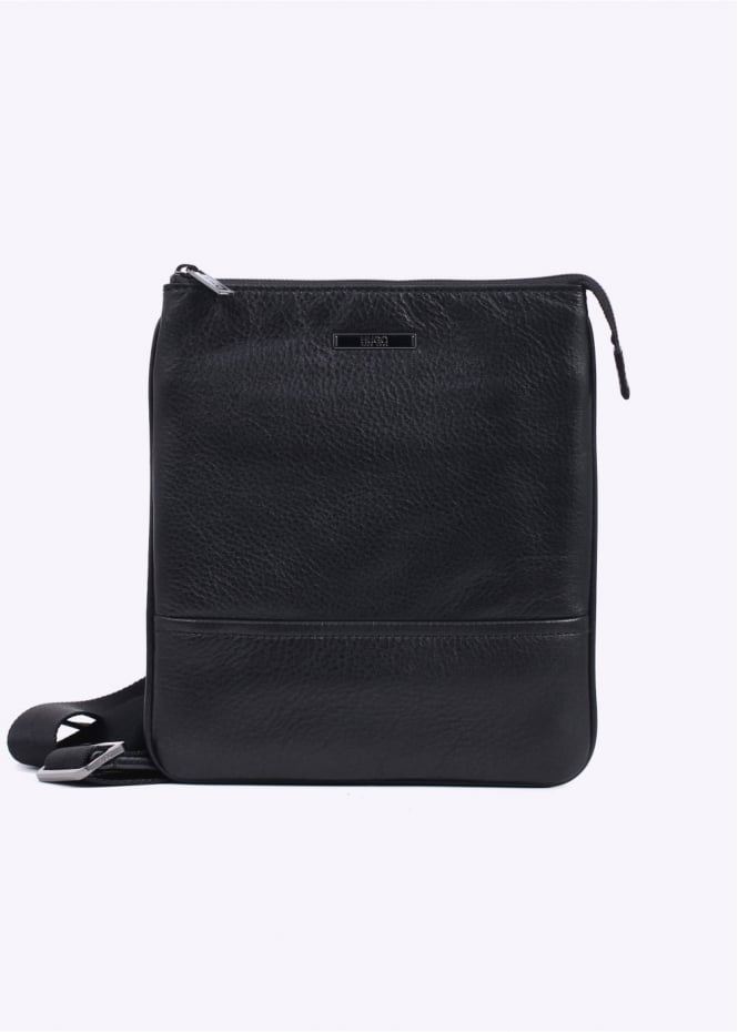 Hugo Boss Accessories Element S Zip Env - Black