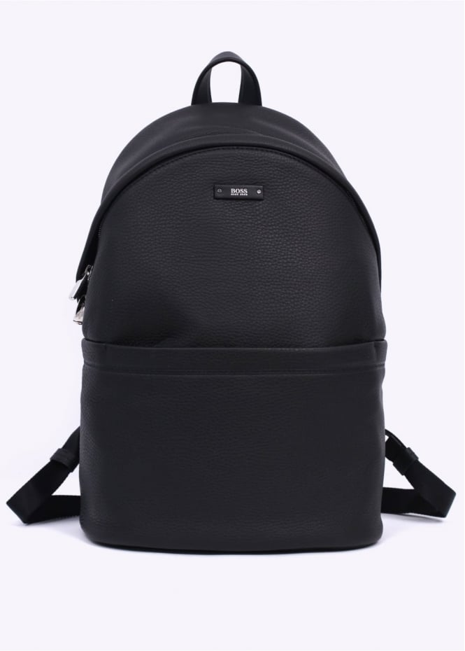 Hugo Boss Traveller Backpack - Black