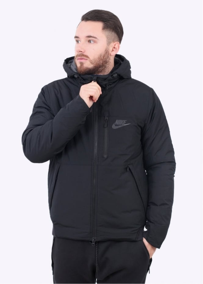 Nike Apparel Synthetic HD Jacket - Black