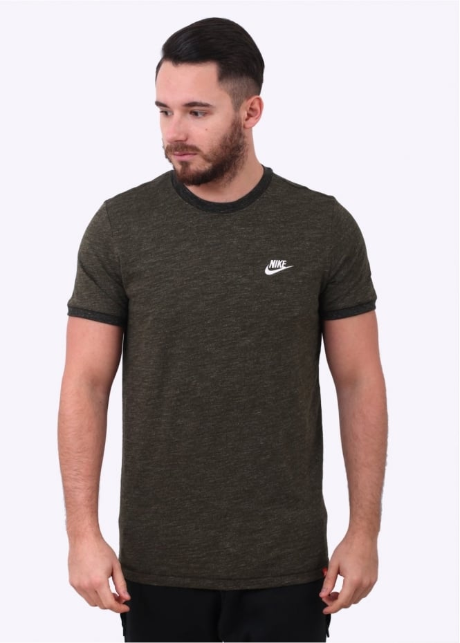 Nike Apparel Legacy T-Shirt - Dark Loden