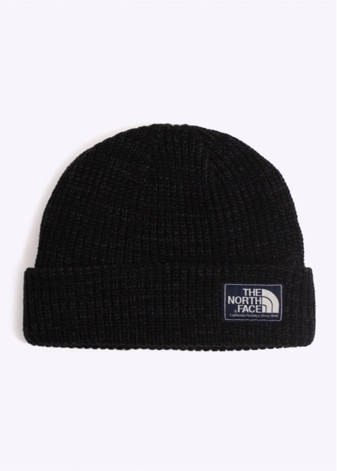 The North Face Salty Dog Beanie - Black