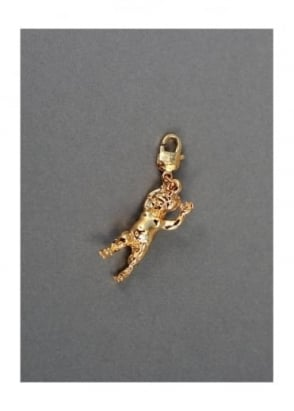 Vivienne Westwood Jewellery Satyr Mythological Charm Gold