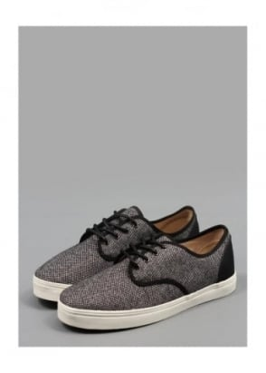 Vans California Madero Tweed Shoes - Black