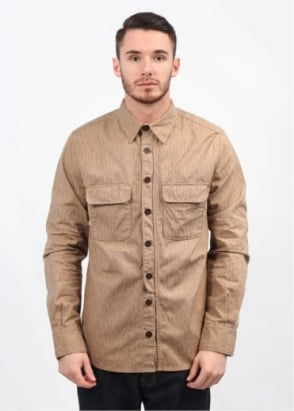 Barbour Dept. (B) Spindel Shirt - Stone