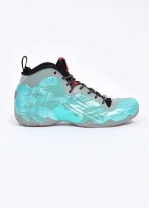 "Nike Quickstrike Air Flightposite ""Year of The Horse"" QS Trainers - Diffused Jade / Green Mist / Wolf Grey"