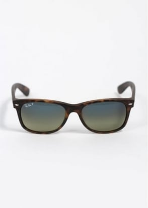 Ray-Ban Ladies New Wayfarer Sunglasses - Havana