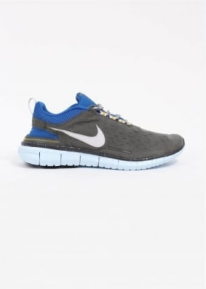 Nike Quickstrike Free OG QS 'Paris' City Pack Trainers - Dark Base Grey / Geyser Grey