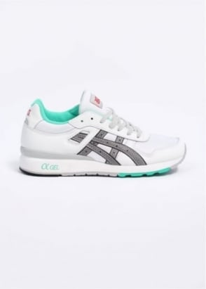 Asics GT Trainers - White / Grey