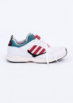 Adidas Originals Footwear Torsion Response Trainers - White / Red