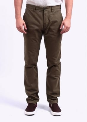 Paul Smith Jeans Tapered Trousers - Khaki
