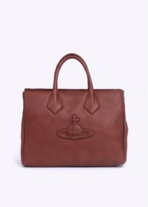Vivienne Westwood Accessories Chelsea Day Bag - Brown