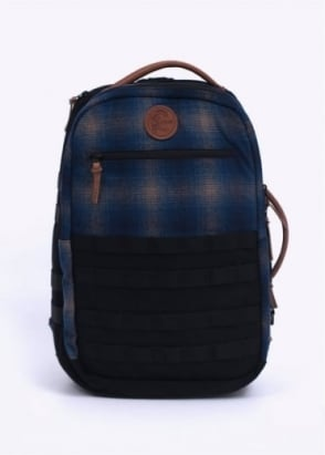 O'Neill x Pendleton Ruckus Backpack - Blue / Grey