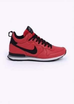 Nike Footwear Quickstrike Internationalist Mid - Red