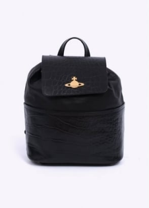 Vivienne Westwood Accessories Borsa Beaufort Pelle Bag - Black