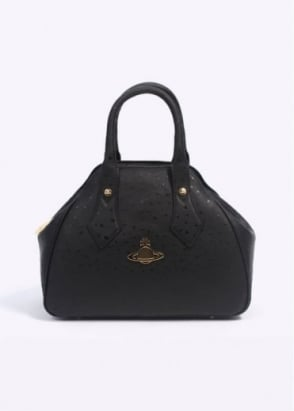 Vivienne Westwood Accessories Borsa Cote D'Azure Bag - Black